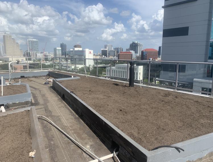 Green Roof Materials